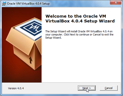 Tutorial Instalación Oracle VirtualBox