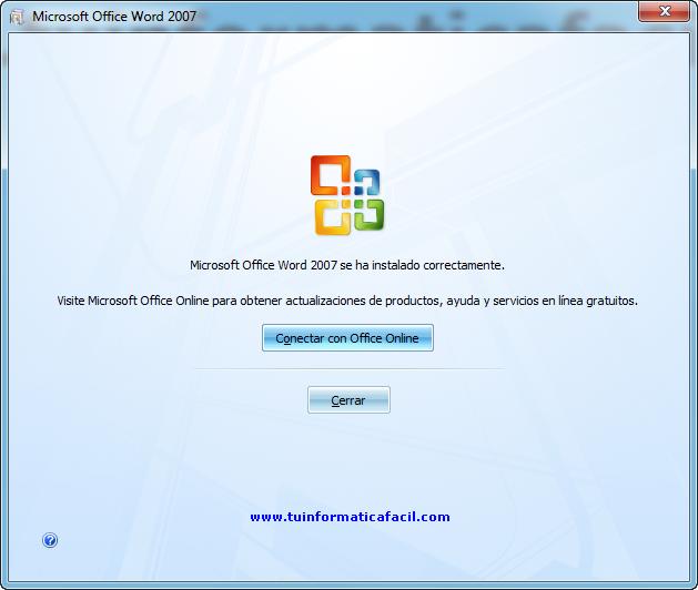 descargar microsoft word 2007 con licencia gratis