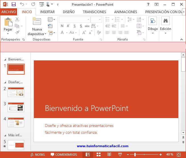 descargar gratis powerpoint 2013 tu informática fácil