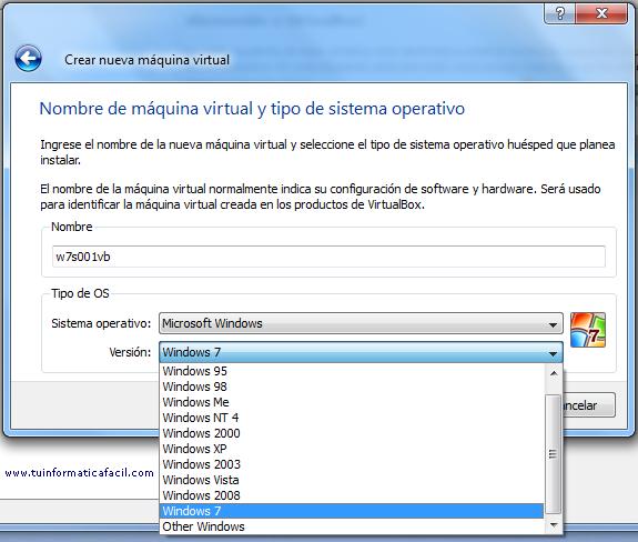 imagen iso de windows 7 ultimate 32 bits para virtualbox