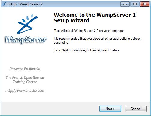 wamp 2.0