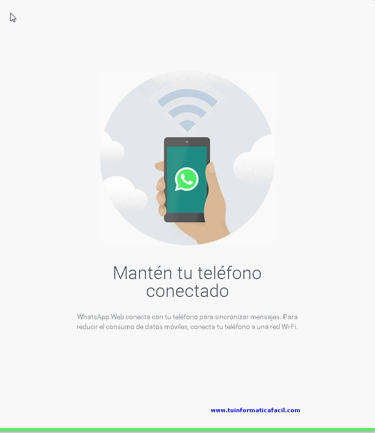 Como usar WhatsApp Web