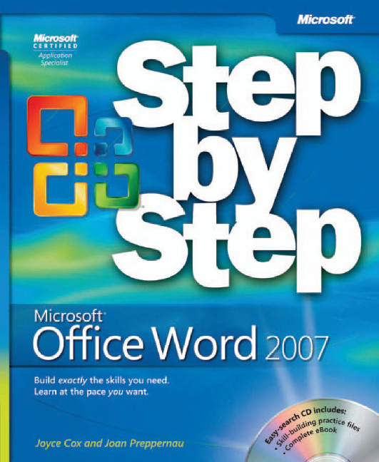 Step by Step Office Word 2007