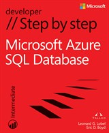 Descargar gratis Microsoft Azure SQL Database Step by Step