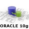 Como arrancar una base de datos Oracle 10g.