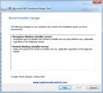 Como usar .NET Framework Repair