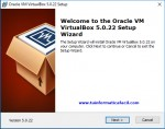 Descargar gratis VirtualBox 5